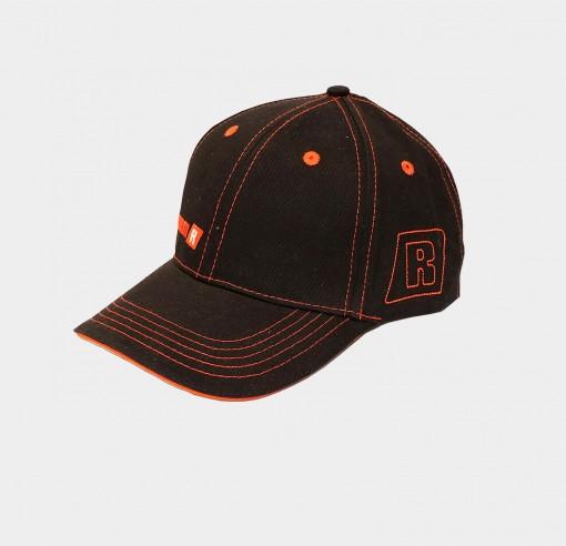 Baseball Cap black-red