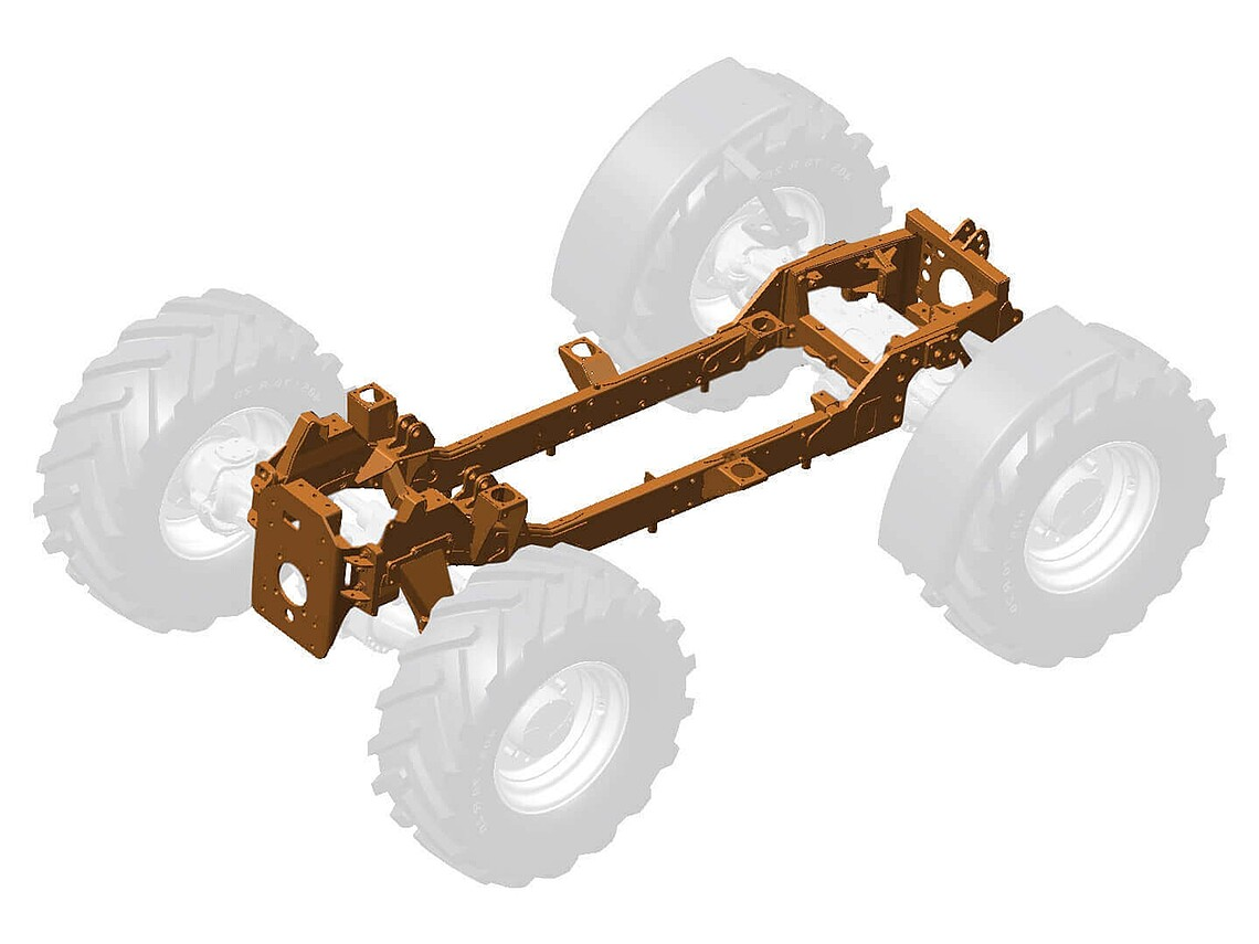 REFORM - Mounty Chassis